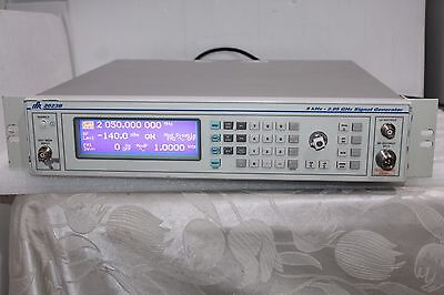 Ifr Aeroflex 2023b 9 Khz To 2.05 Ghz Signal Generator Options Fitted 03 04