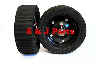 Finish Mower Laminated Wheel 10x 3.25 Fits 1 Axle