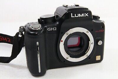 Panasonic Lumix DMC-GH2 Body, sehr guter Zustand, nur