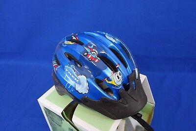 New Trek Lil Dipper Toddler Bike Helmet - Child Small: 47-50cm Airplane