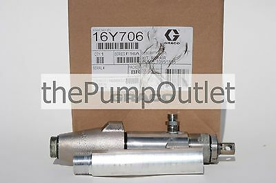 Graco 16y706 Pump Repair Kit Graco 1095 1595 Standard Oem Free Expedited Ship