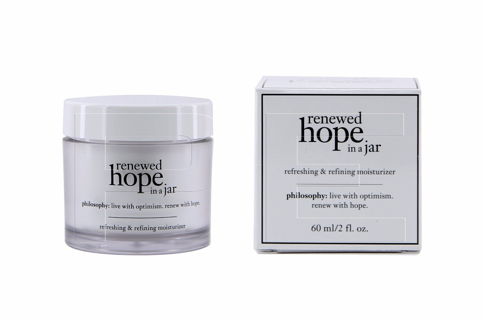 philosophy renewed hope in a jar, 2oz.