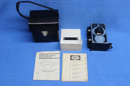 Hopkins Hoppy Model G2 Split Image Transit with Leather Case
