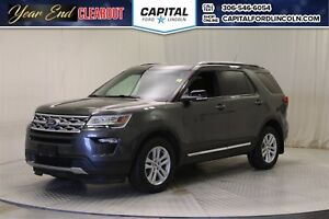 2018 Ford Explorer XLT 4WD **New Arrival**