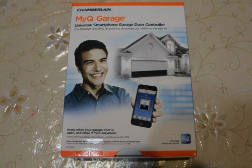 Chamberlain MyQ Garage Door Controller Black MYQ-G0201