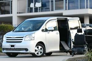MY 2010 NOAH Factory With Buit in Electric Wheelchair Access Rego Wetherill Park Fairfield Area Preview