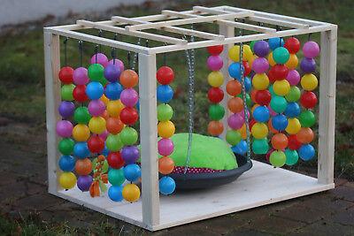 Welpen Playcenter Spielebox Spielzeug Puppy Spielcenter Activity Hund (Spiel Hund)