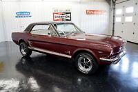 Miniature 8 Coche Americano de época Ford Mustang 1965