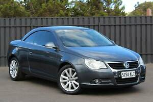 2007 Volkswagen Eos 1F FSI Convertible 2.0T [MY08] Mile End South West Torrens Area Preview