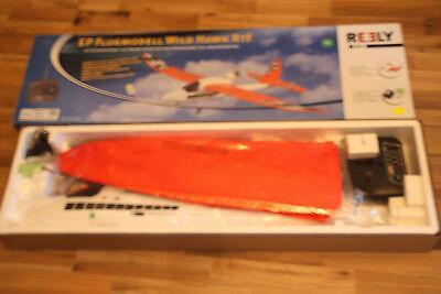 Reely Wild Hawk RC Segelflugmodell RtF 1380 mm