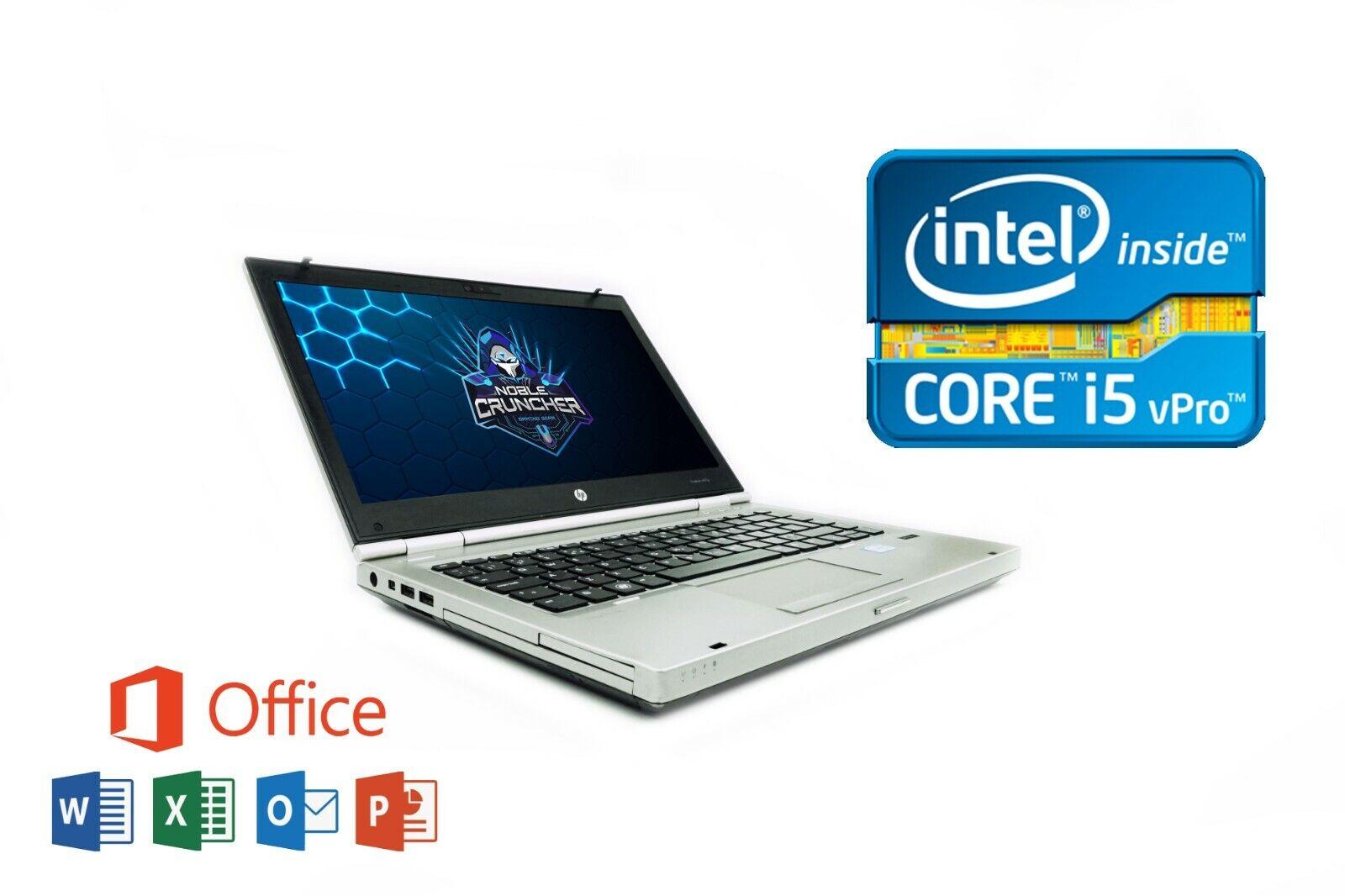 Laptop Windows - Cheap Gaming Laptop HP Intel Core I5 6GB RAM 320GB HDD Windows 10 Warranty PC