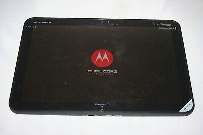 """Motorola XOOM MZ600 32GB, Wi-Fi + 3G Verizon 10.1"""" Tablet - Black"""