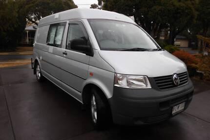 VW Multivan, Caravelle, Transporter Motorhome