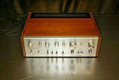 Pioneer stereo amplifier model sa-8100 (as is)