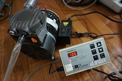 Gast 75r142-v139-h203x Compressor Vacuum Pump 115v 14 Hp Sdwa