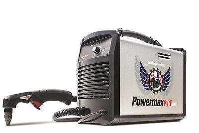 Hypertherm Powermax 30 Air Plasma Cutter 088096 W Built-in Air Compressor