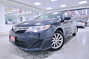 2014 Toyota Camry  LE UPGRADE, ORIGINAL RHT VEHICLE,ONE OWNER,CL
