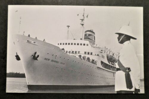 ss New Bahama Star . Eastern Steamship Lines Ocean Liner Cruise Ship Boat Vessel