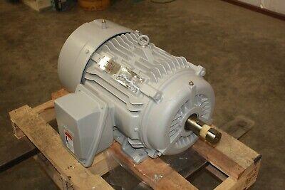 New Siemens 15 Hp Premium Efficiency Electric Motor 1180 Rpm 284t Vfd Compatible