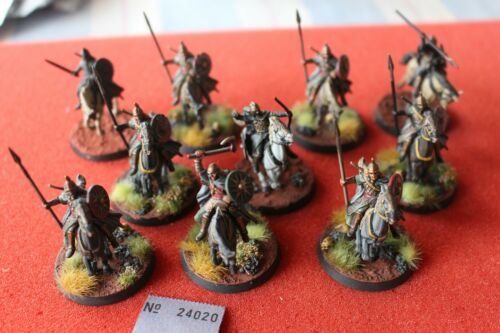 Games Workshop Lord of the Rings Riders of Rohan Beautifully Painted LoTR GW