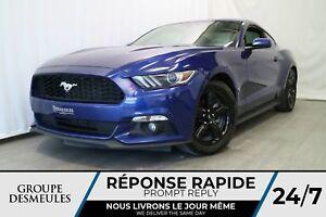 Ford Mustang V6 modèle à toit fuyant 2 portes