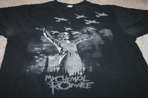 RARE HTF My Chemical Romance t shirt S