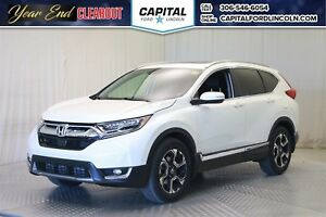 2018 Honda CR-V Touring AWD **New Arrival**