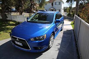 Mitsubishi Lancer GSR 2014, Low Kms Sydney City Inner Sydney Preview
