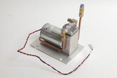 Knf Neuberger Pm22197 Nkp09 24v Dc 2.6a 7 Bar 100 Psi Compressor
