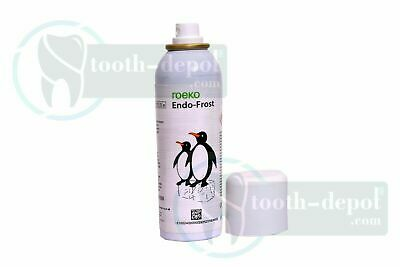 Coltene Whaledent Roeko Endo Frost Dental Cold Spray 200 Ml Ref 240 000 Td2