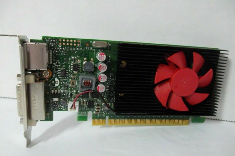 HP GeForce GT 730 2GB 2GB LP GDDR5 GeForce GT730 2GB Video Graphics Card GPU
