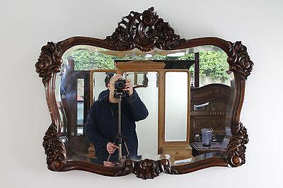 Antik Spiegel Historismus um 1880 Louis 16 Diele Wohnzimmer Schlafzimmer