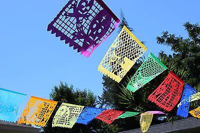Dia de Los Muertos / Day of the Dead - Papel Picado - Mexican Party Decorations
