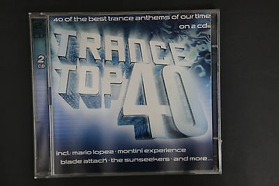Trance Top 40 V.1 - 40 of the best trance anthems of all our time
