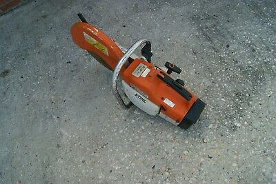 Stihl Ts400 Gas Powered Concrete Cut Off Saw We Ship Only On East Coast