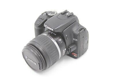 Canon EOS Rebel XTi Digital Body & EF-s 18-55mm II Lens - 1236B002 - #K33741