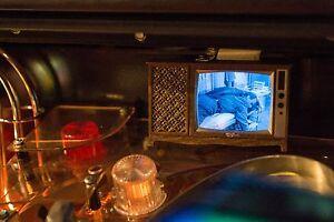 Twilight Zone Pinball mod - TV with VIDEO playback!