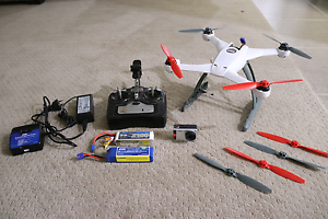 Blade 350qx2 + Full HD 1080p ready to fly Little Mountain Caloundra Area Preview
