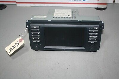 2000-2006 BMW X5 E53 RADIO GPS DISPLAY SCREEN DISPLAY N2440