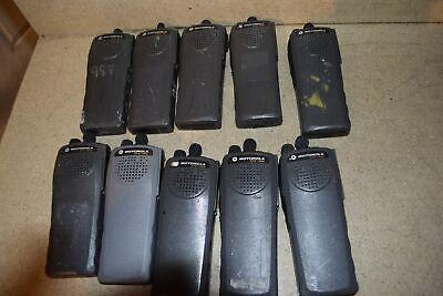 Motorola Xts 1500 Digital Two Way Radio Lot Of 10 Lot4