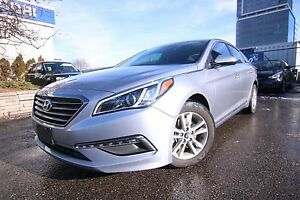 2017 Hyundai Sonata 2.4L GL, REARVIEW CAMERA, HEATED SEATS, BLUE