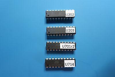 Amiga A3000 GAL chips to replace PAL U202 U203 U701 and U714 - NEW!