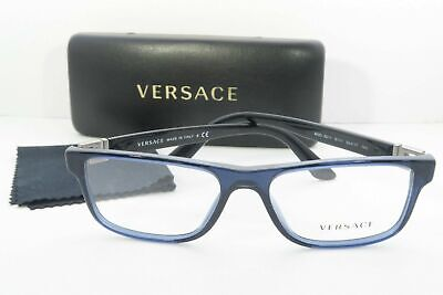Versace Women's Blue Glasses and case MOD 3211 5111 55mm