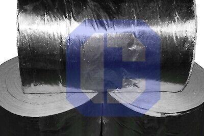 12 Aluminium Foil Faced Ceramic Fiber Blanket Insulation 8 2300f 24 X 24