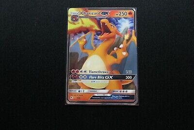 Pokemon - Charizard-GX - 9/68 - Hidden Fates - Ultra Rare - Near Mint