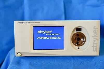 Stryker Pneumosure Xl 45 Liter High Flow Insufflator With Adapter Yoke Hose