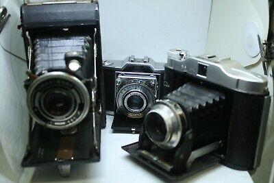 KINAX -BABY   old camera    Display camera    3 pice