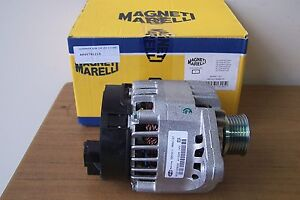 ALTERNATOR-ALFA-ROMEO-147-156-GT-GTV-SPIDER-2-0L-FROM-2002-90A-MAGNETI-MARELLI