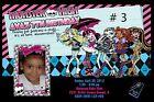 Monster High Birthday, Child Greeting Cards & Invitations