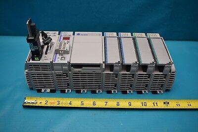 Used Allen Bradley Compactlogix Cat 1769-l35e Logix 5335e Processor Unit Ser A